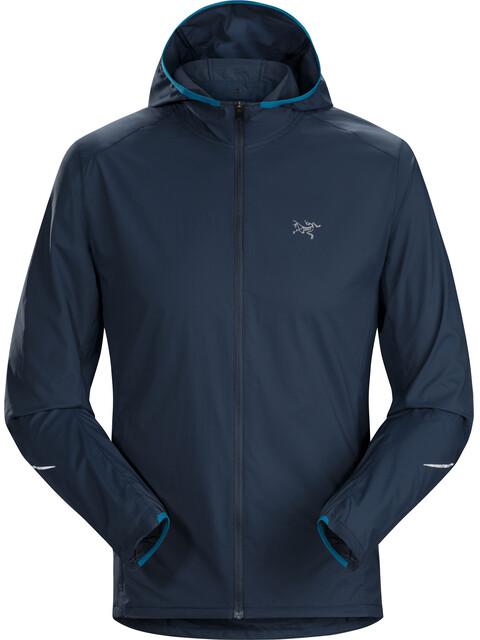 Arc'teryx Incendo - Chaqueta Running Hombre - azul